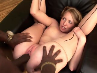 Ozeex blonde hd interracial